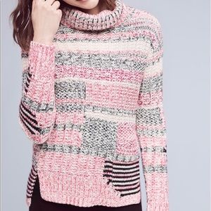 "💐Anthropologie ""Alma Turtleneck Sweater"" 💐"